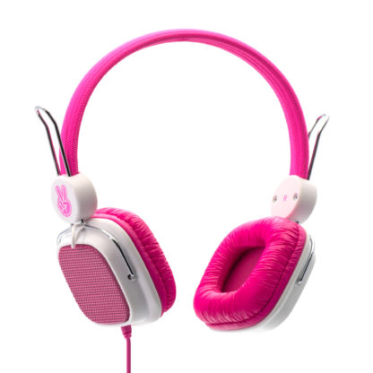 Tikkiti Kids Volume Limited Headphones - Pink